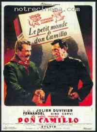 affiche  Le Petit monde de Don Camillo 47491
