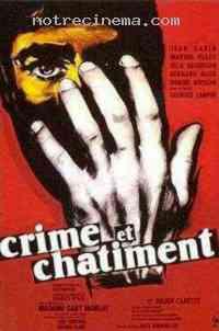 Poster Crime et châtiment 48109