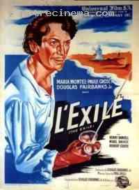 affiche  L'Exil� 48239