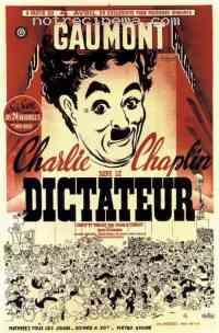 Poster Le Dictateur 48461