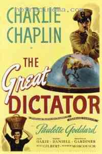 affiche  Le Dictateur 48462