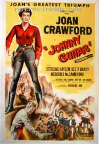 affiche  Johnny Guitare 49040