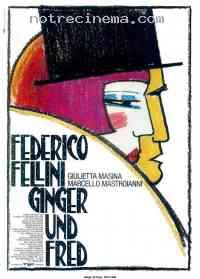 affiche  Ginger et Fred 49236