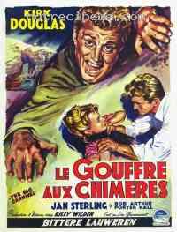 Poster Le Gouffre aux chim�res 49443
