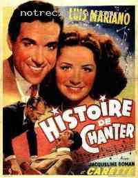 Poster Histoire de chanter 49458