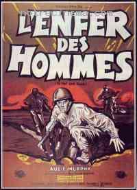 Poster L'Enfer des hommes 49642