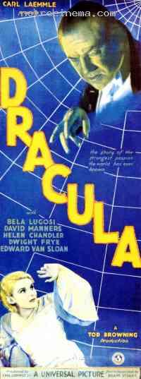 Poster Dracula 50000