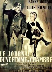 Poster Le Journal d'une femme de chambre 50450