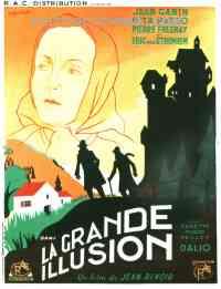 Poster La Grande illusion 50489