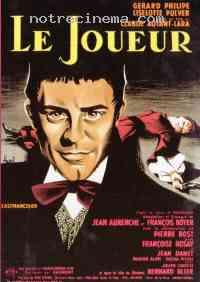Poster Le Joueur 50662