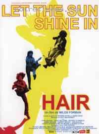 affiche  Hair 51358