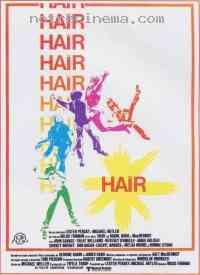 affiche  Hair 51359