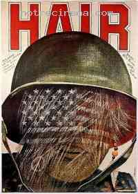 Poster Hair 51360