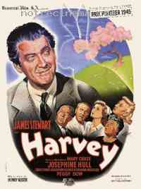affiche  Harvey 51805