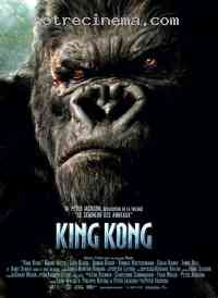 affiche  King Kong 53350