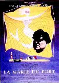 Poster La Marie du port 53444