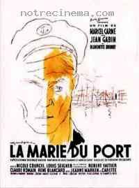 affiche  La Marie du port 53445