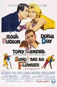 Poster Ne m'envoyez pas de fleurs 54175