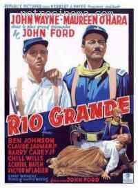 affiche  Rio Grande 54234