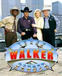 Poster Walker, Texas Ranger 54675
