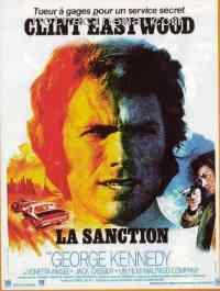Poster La Sanction 54994