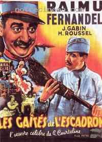 Poster Les Gaîtés de l'escadron 56468