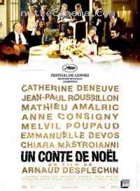 Poster Un Conte de Noël 56730