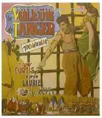 affiche  Le Voleur de Tanger 56779