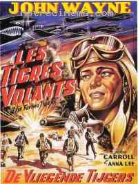 Poster Les Tigres volants 57041