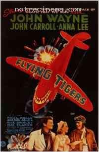 affiche  Les Tigres volants 57289