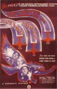 affiche  Les Tigres volants 57290