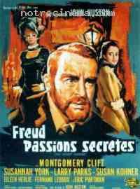 Poster Freud, passions secrètes 59249