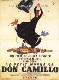 Poster Le Petit monde de Don Camillo 59583