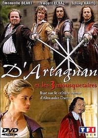 affiche  D'Artagnan et Les Trois Mousquetaires 59742