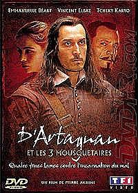 affiche  D'Artagnan et Les Trois Mousquetaires 59743