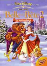 Poster La Belle et la Bête 2 : Le Noël enchanté 62063