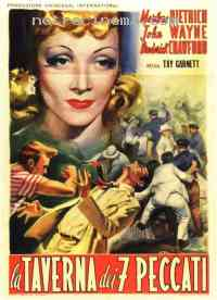 Poster La Maison des sept p�ch�s 63663