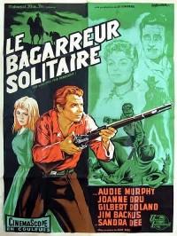 Poster Le Bagarreur solitaire 65389
