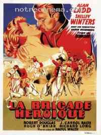 Poster La Brigade héroïque 66684