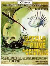 Poster L'Oiseau au plumage de cristal 67117