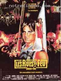 Poster Les Rues de feu 67355