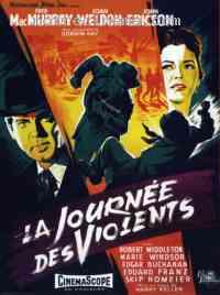 Poster La Journ�e des violents 69943