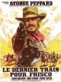 Poster Le Dernier train pour Frisco 70600