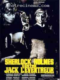 affiche  Sherlock Holmes contre Jack l'Eventreur 70686