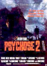 affiche  Psychose II 70740