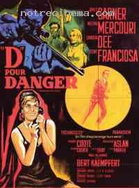 Poster D pour danger 70894