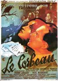 Poster Le Corbeau 72133