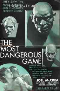 Poster The Most Dangerous Game 74185