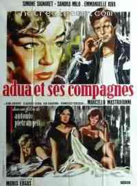 Poster Adua et ses compagnes 74298