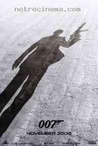 Poster 007 Quantum of Solace 74501
